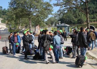 百人团越南旅游签证顺利出签