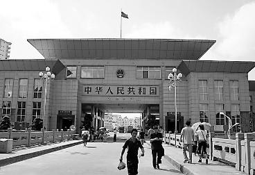 中国公民入境越南的三个国家级陆路口岸